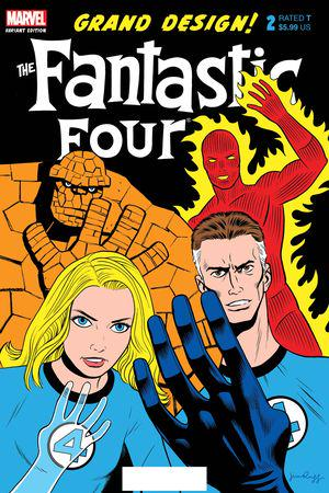 Fantastic Four: Grand Design (2019) #2 (Variant)
