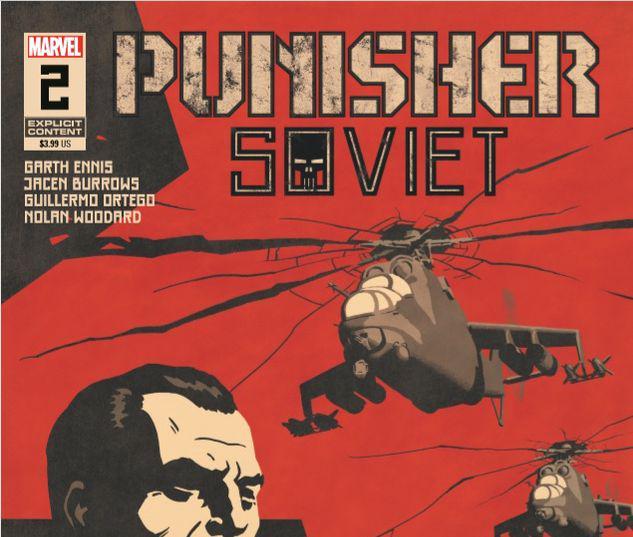 Punisher: Soviet #2