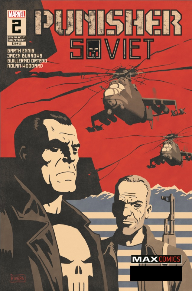 Punisher: Soviet (2019) #2
