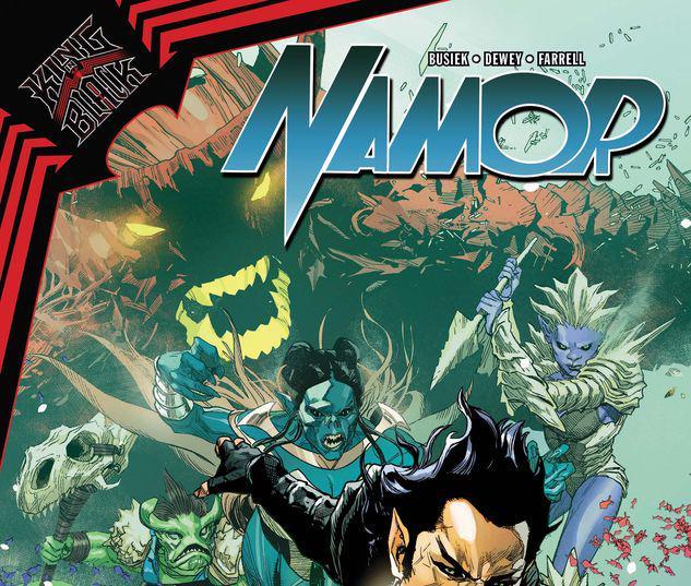 King in Black: Namor #2