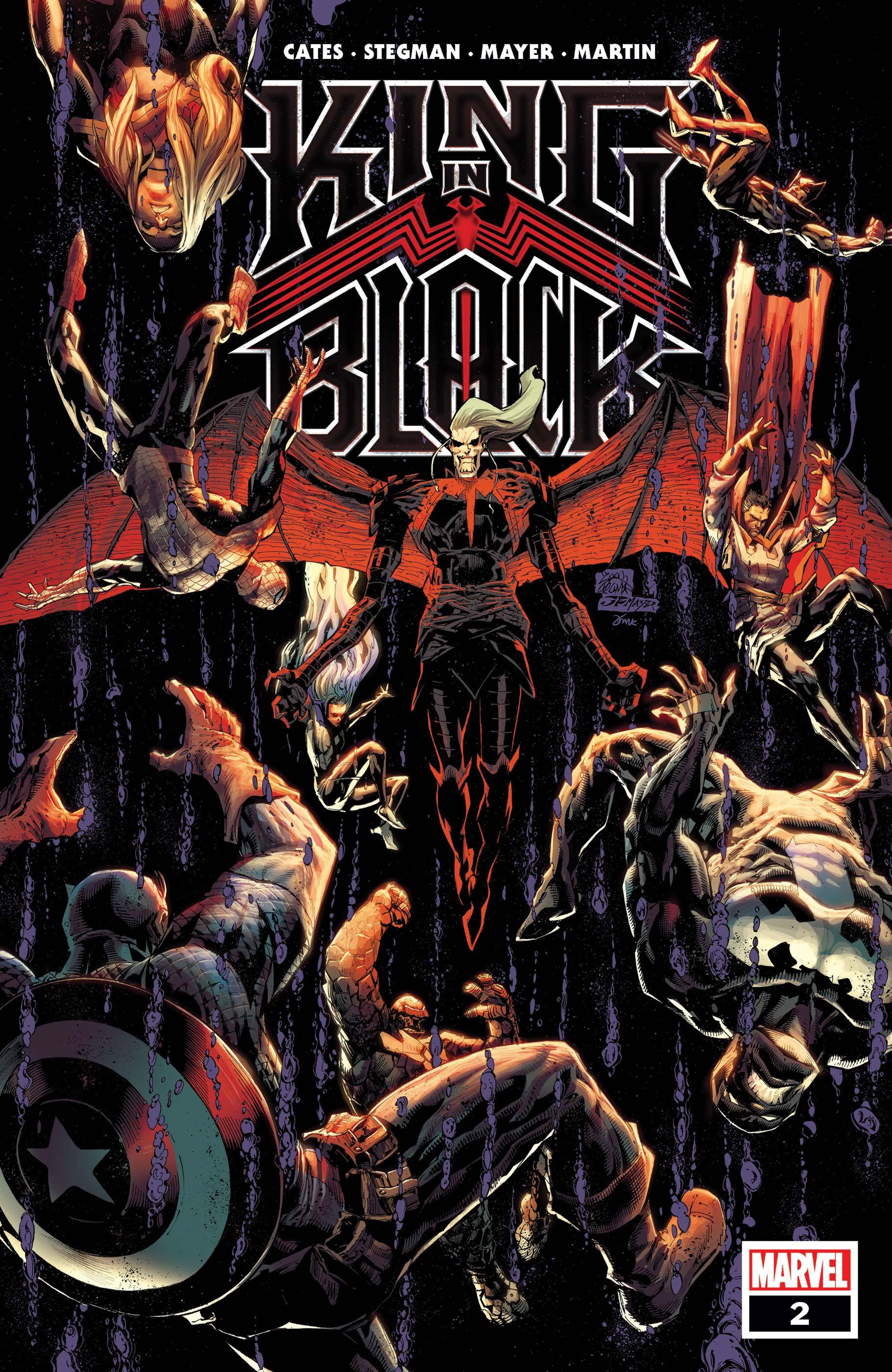 King in Black (2020) #2