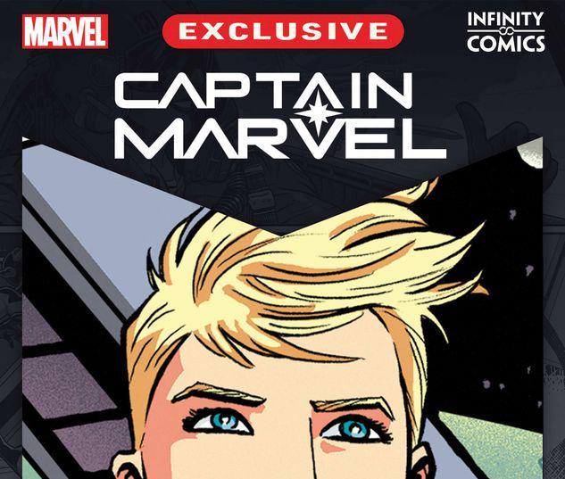MARVEL PRIMER: CAPTAIN MARVEL INFINITY COMIC 1 #1