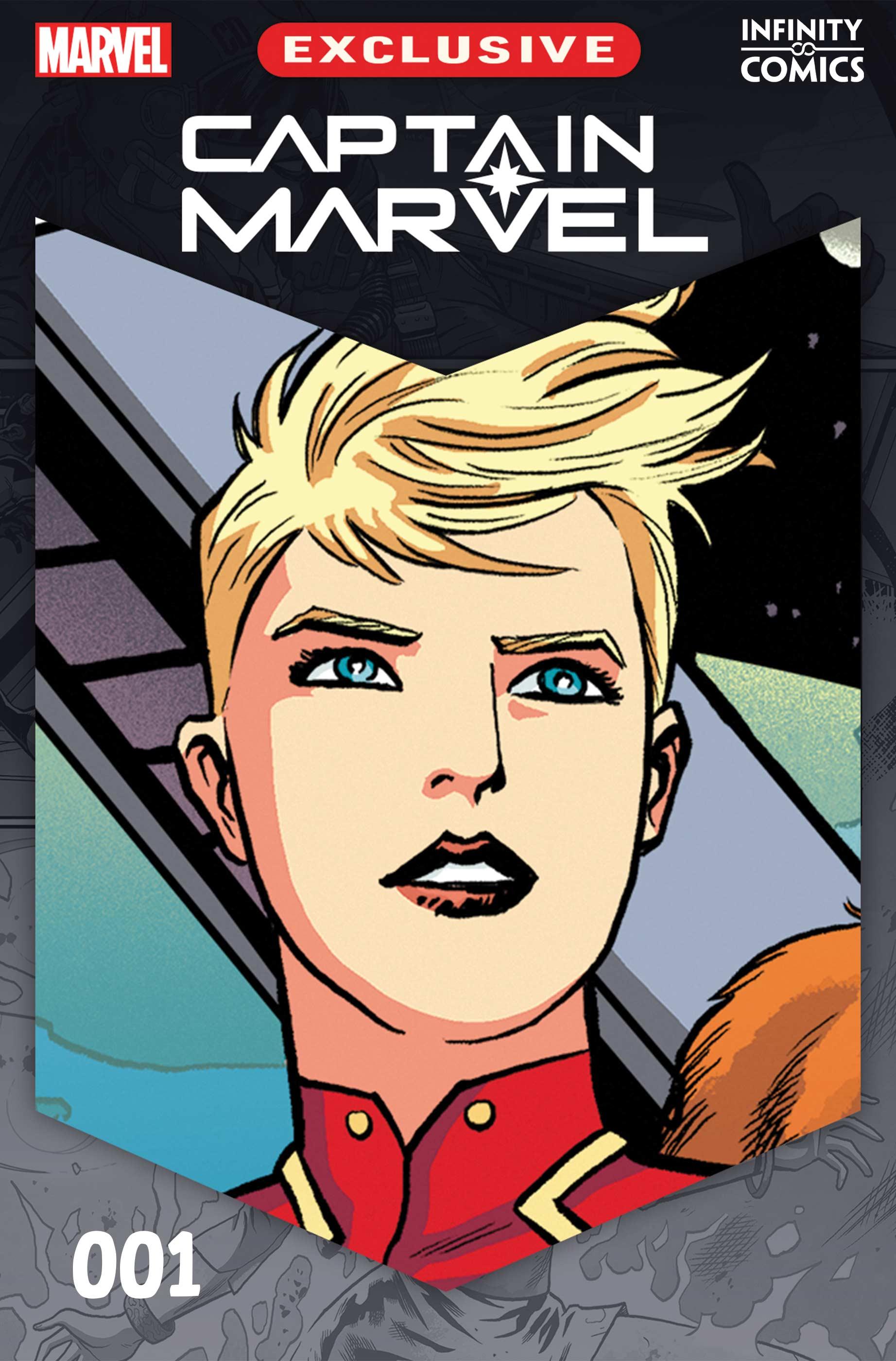 Captain Marvel Infinity Comic Primer (2021) #1