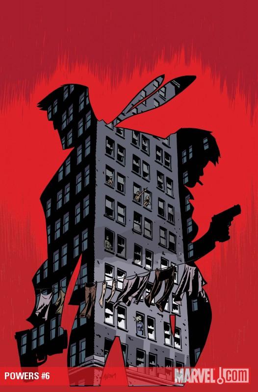 Powers (2009) #6