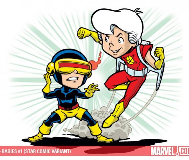 X-BABIES #1 (STAR COMIC VARIANT)