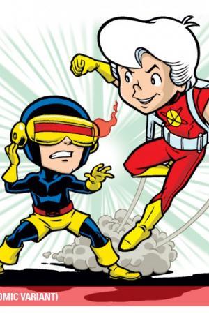 X-Babies (2009) #1 (STAR COMIC VARIANT)