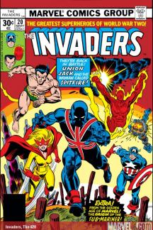 Invaders #20