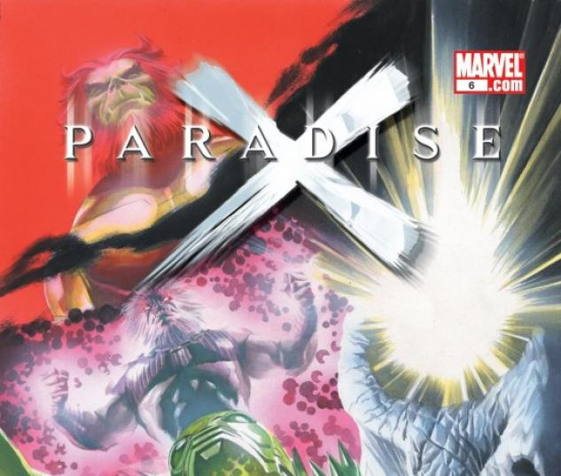 Paradise X #6