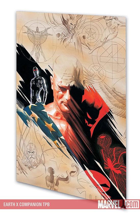 Earth X Companion (Trade Paperback)