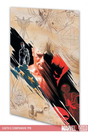 Earth X Companion (Trade Paperback)