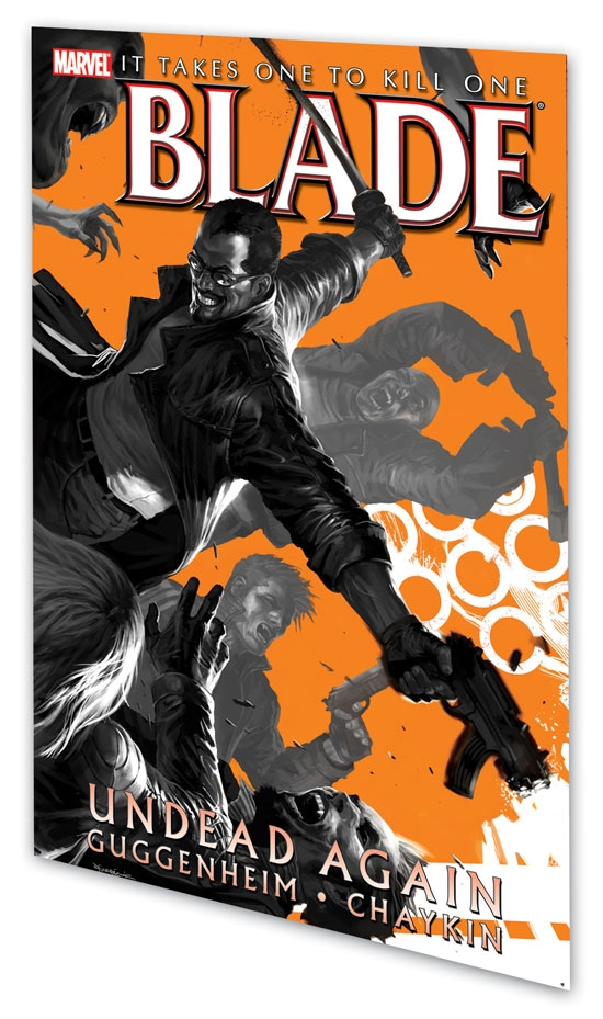 Blade: Undead Again (Trade Paperback)