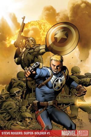 Steve Rogers: Super-Soldier (2010)