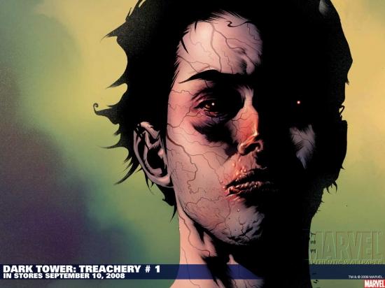 Dark Tower: Treachery (2008) #1 Wallpaper