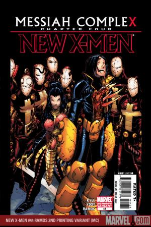 New X-Men (2004) #44 (2ND PRINTING VARIANT)