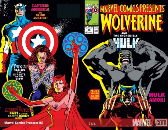 Marvel Comics Presents (1988) #60