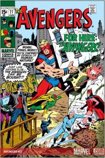 Avengers #77