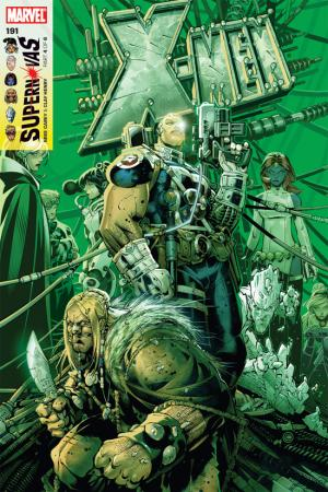 X-Men (2004) #191
