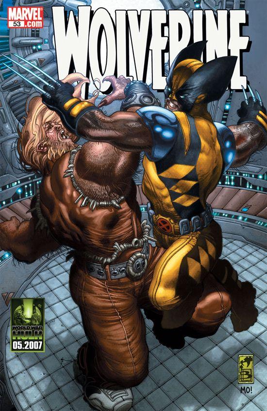 Wolverine (2003) #53