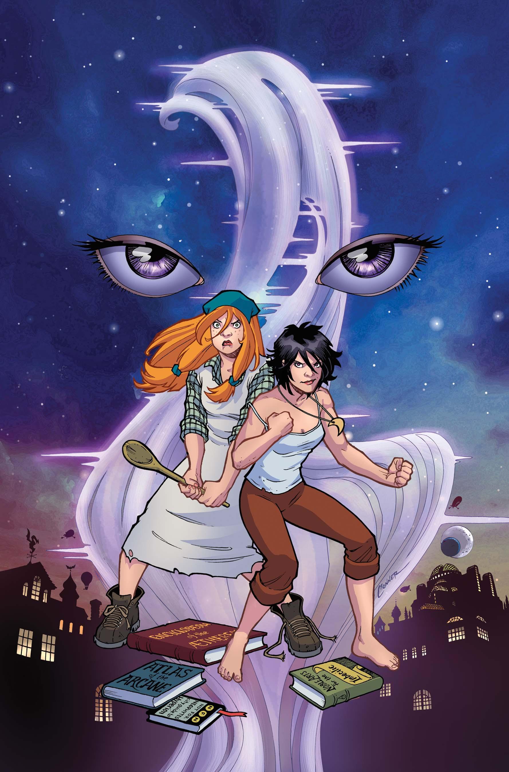 Mystic (2011) #1