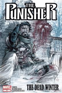 The Punisher (2011) #8