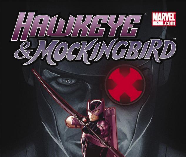 Hawkeye & Mockingbird (2010) #4
