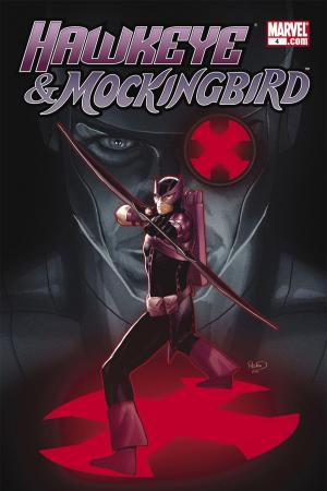 Hawkeye & Mockingbird (2010) #4