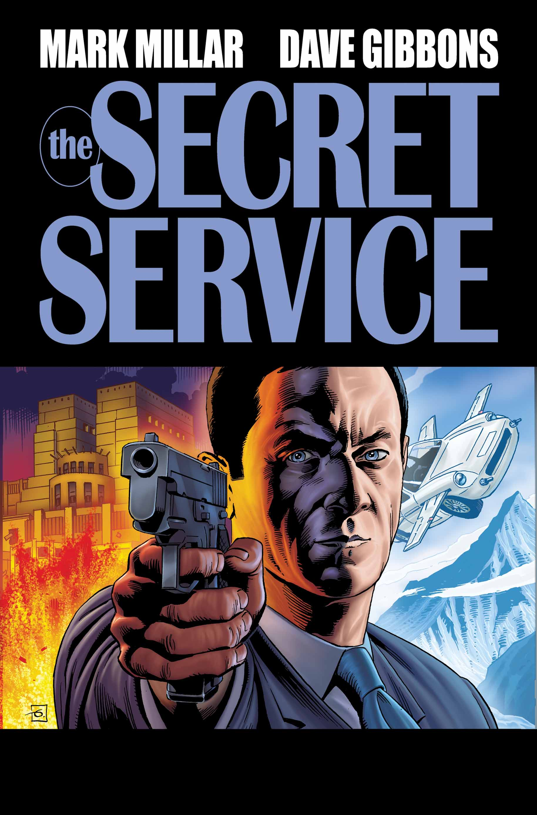 Secret Service (2012) #5
