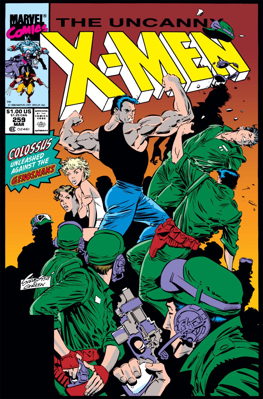 Uncanny X-Men (1963) #259