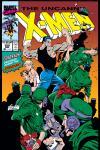 Uncanny X-Men (1963) #259 Cover