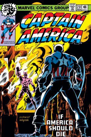 Captain America (1968) #231