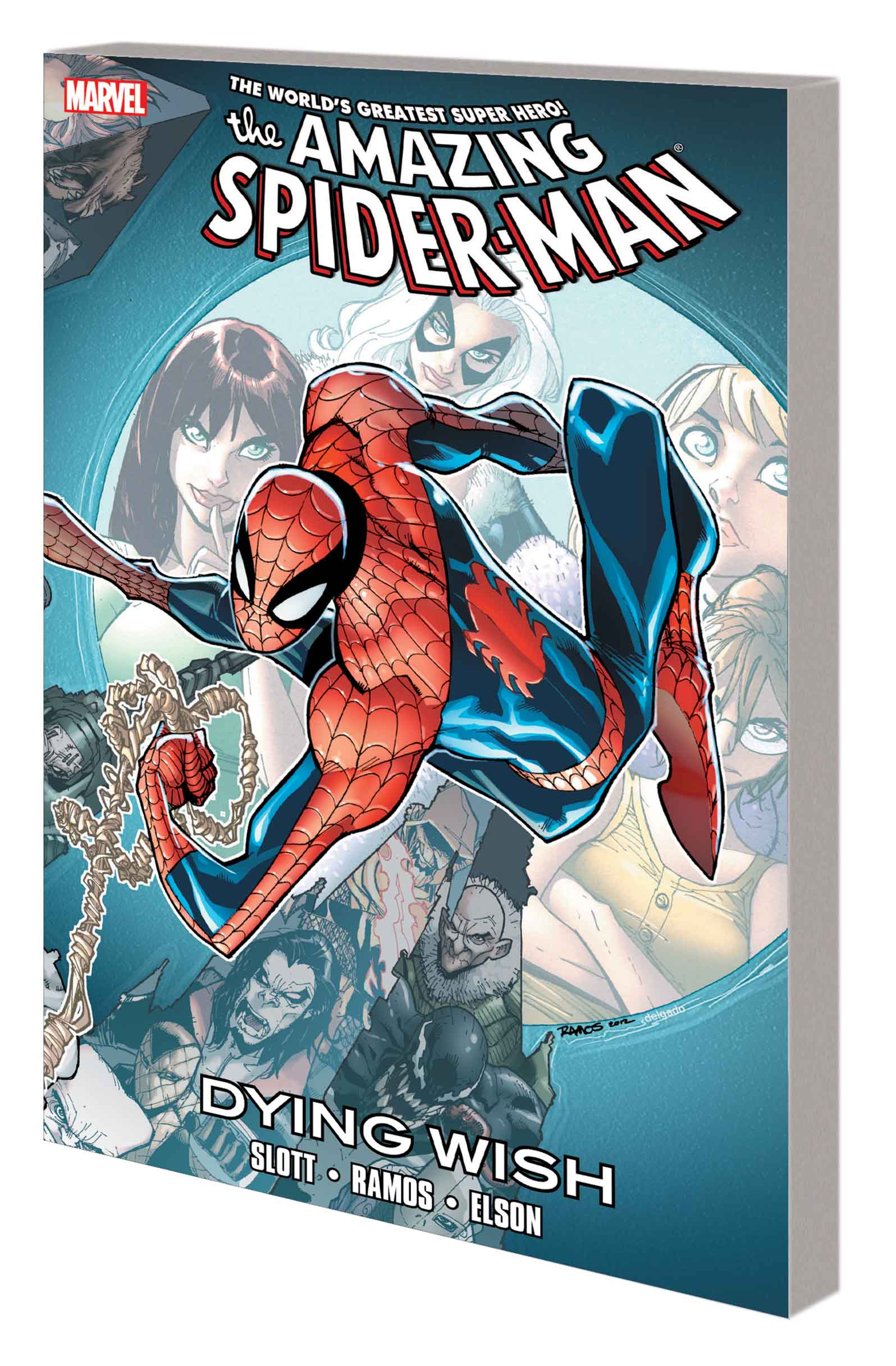 SPIDER-MAN: DYING WISH (Trade Paperback)