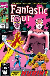 Fantastic Four (1961) #351