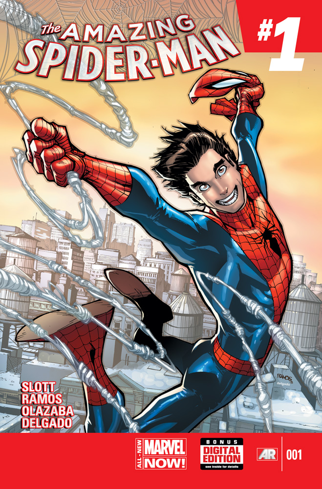 The Amazing Spider-Man (2014) #1