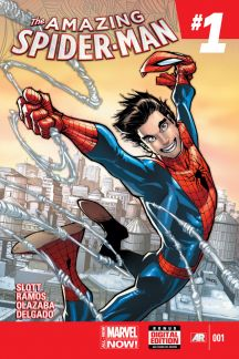 Amazing Spider-Man (2014) #1