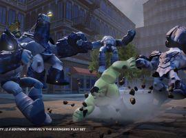 Disney Infinity: Marvel Super Heroes screenshot