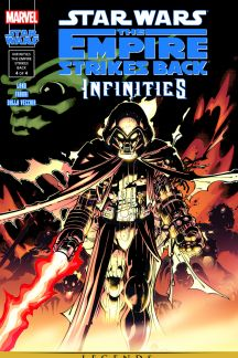 Star Wars Infinities: The Empire Strikes Back #4