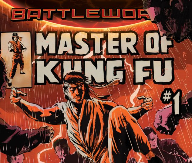 MASTER OF KUNG FU 1 (SW, WITH DIGITAL CODE)