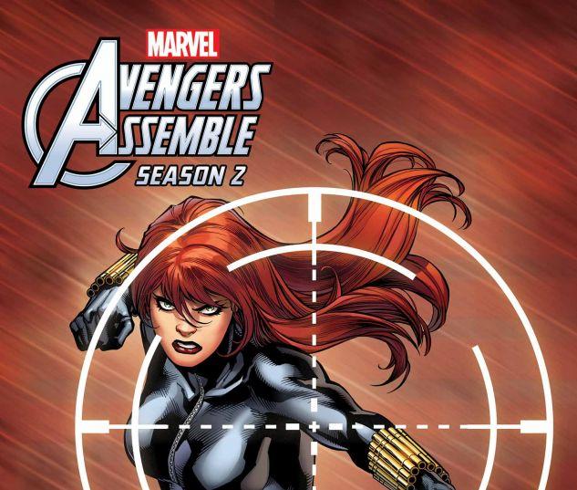 Marvel Universe Avengers Assemble Season Two (2014) #11