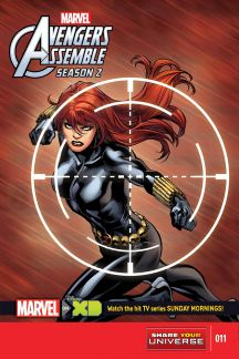Marvel Universe Avengers Assemble Season Two #11