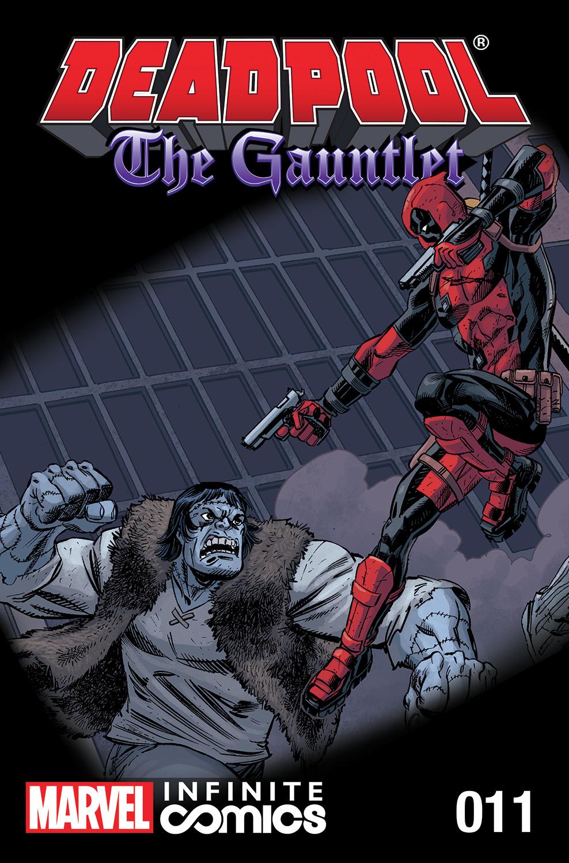 Deadpool: The Gauntlet Infinite Comic (2014) #11
