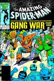 Amazing Spider-Man (1963) #284