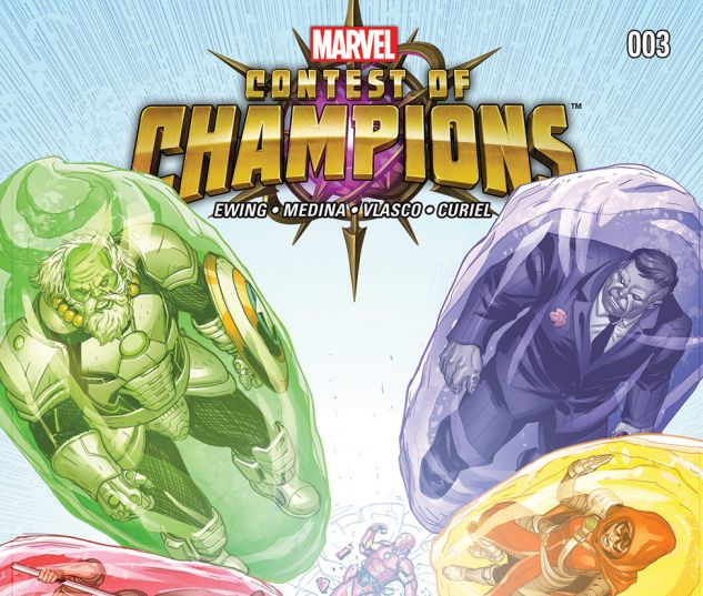 CONTEST OF CHAMPIONS 3 (WITH DIGITAL CODE)