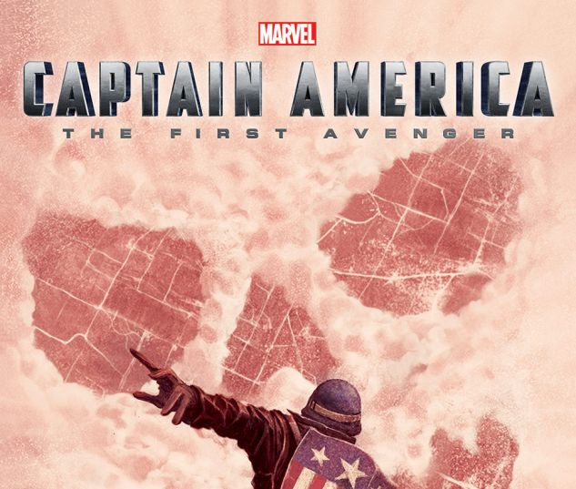 cover to Guidebook to the Marvel Cinematic Universe - Marvel's Captain America: The First Avenger (2016) #1