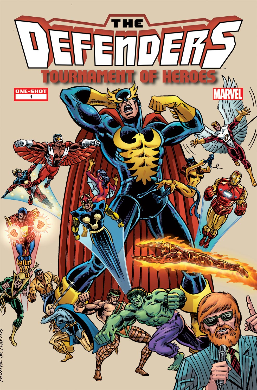 Defenders: Tournament of Heroes (2011) #1