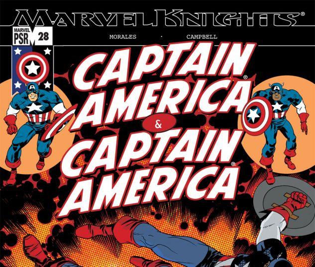 Captain America (2002) #28