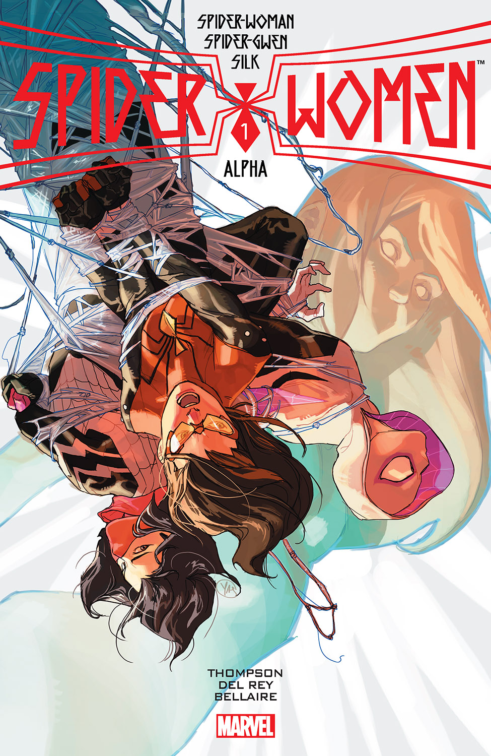 Spider-Women Alpha (2016) #1