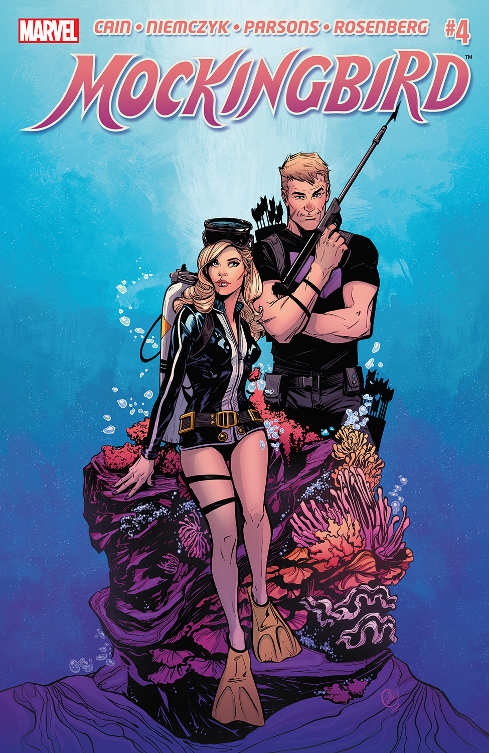 Mockingbird (2016) #4