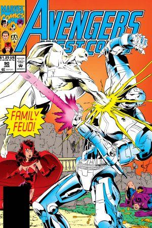 West Coast Avengers #90