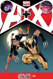 A+X (2012) #6