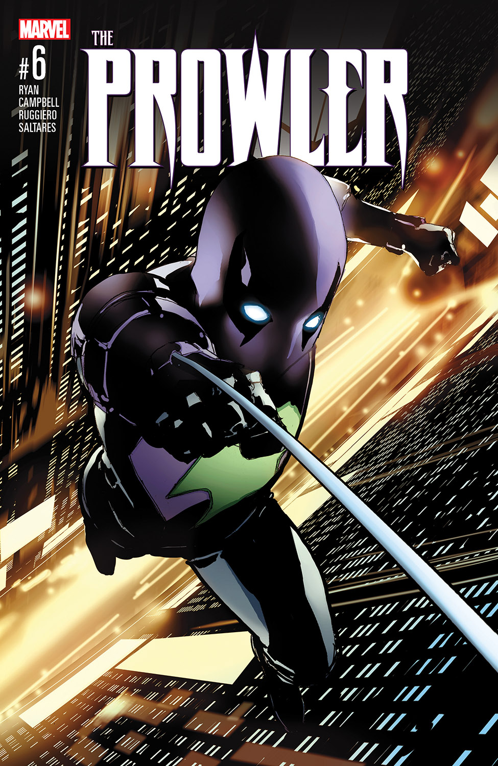 Prowler (2016) #6
